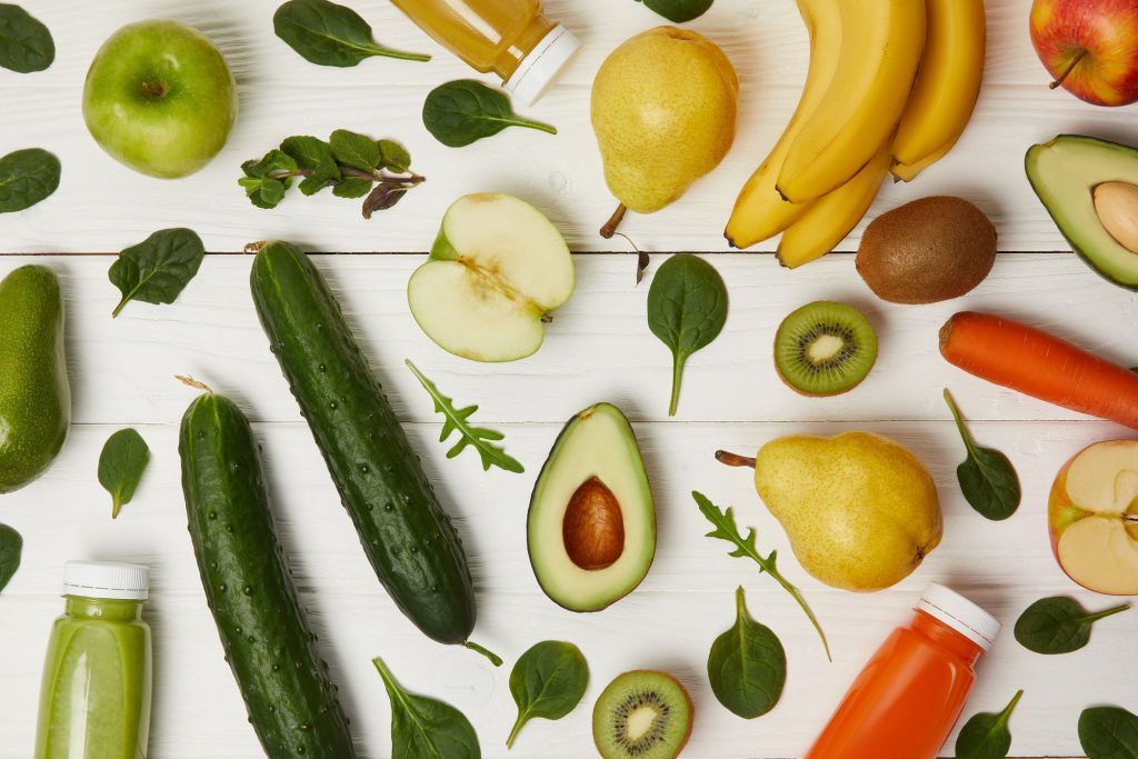 mercado de alimentação