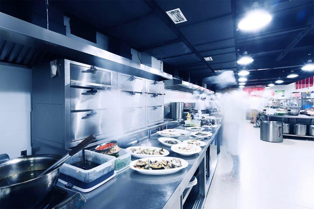 equipamentos de cozinha