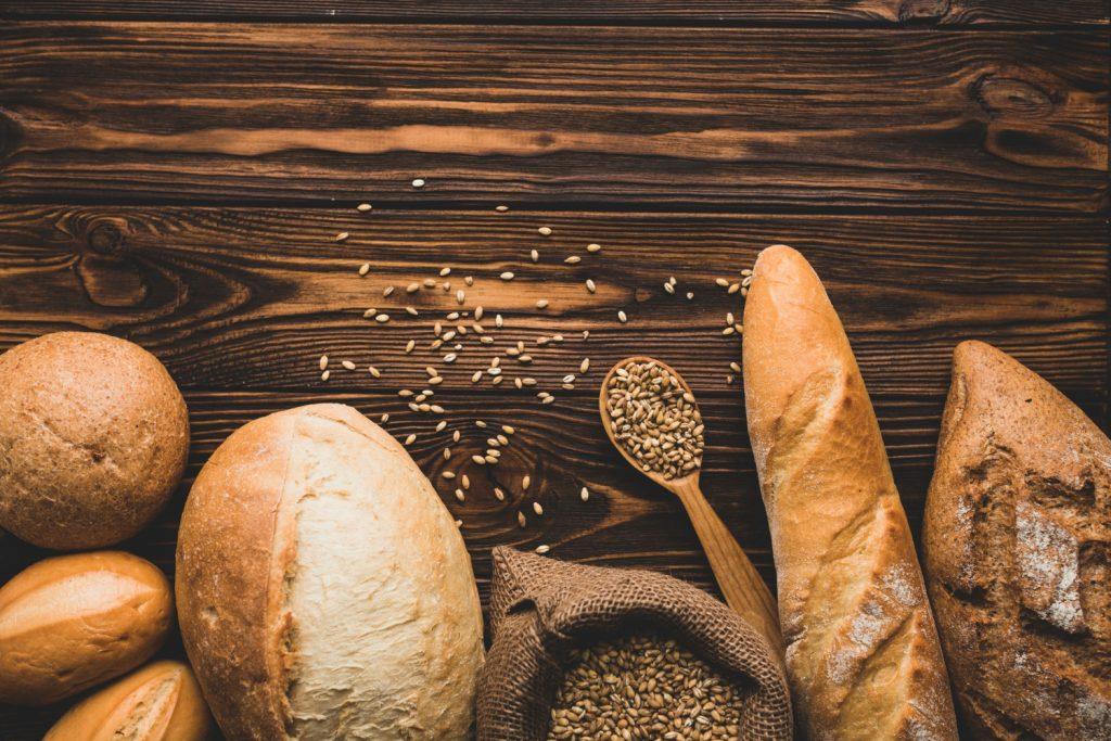 pães internacionais