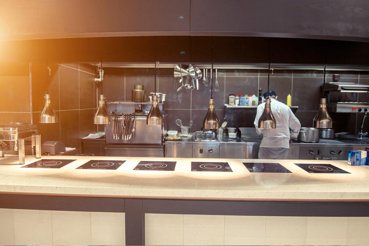 equipamentos para gerar economia na cozinha